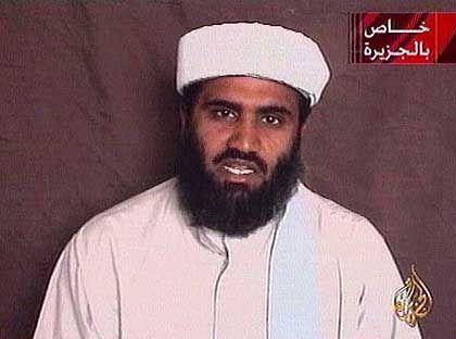 """Qaida-Sprecher Sliman Abu Ghaith: """"Das Haus des Pharao"""""""