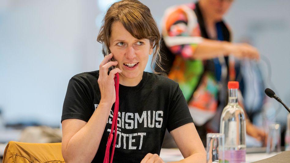 Anwärterin auf den SPD-Vorsitz in Thüringen: Diana Lehmann