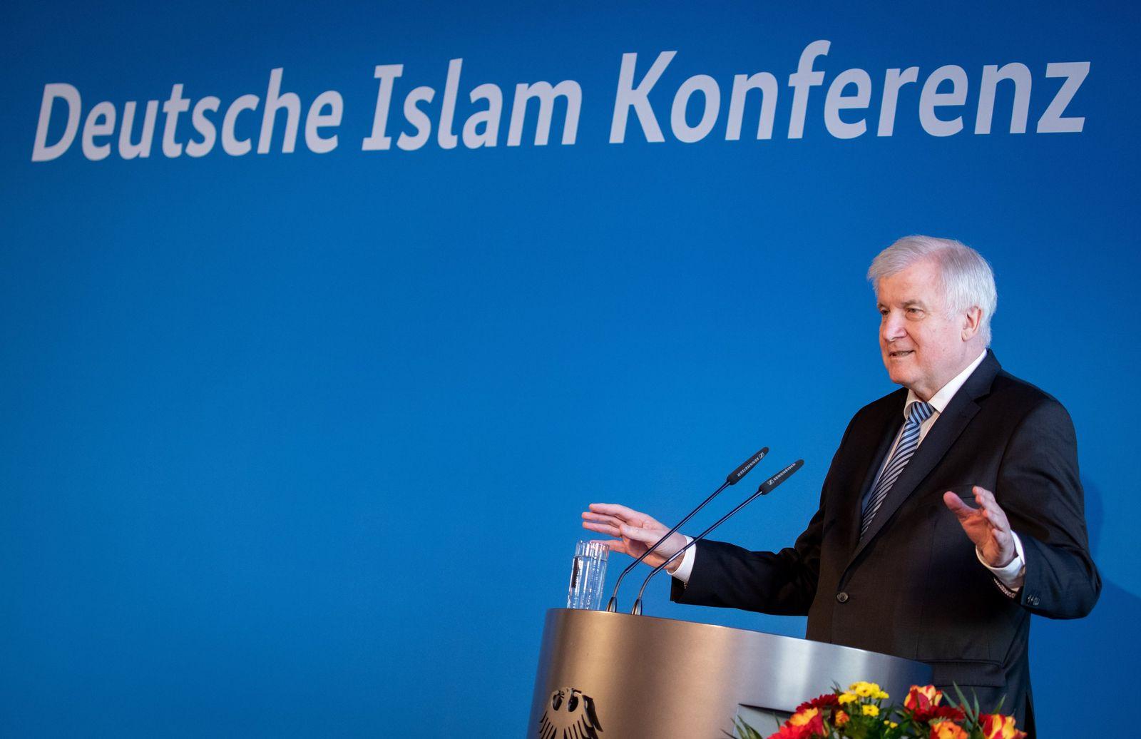 Horst Seehofer / 4. Deutsche Islam-Konferenz