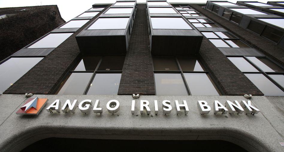 Ehemalige Bankzentrale in Dublin: Milliardengrab für den irischen Staat