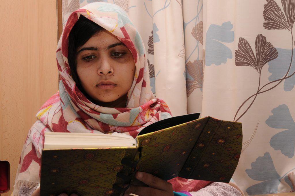 Amnesty Bericht / Malala Yousafzai