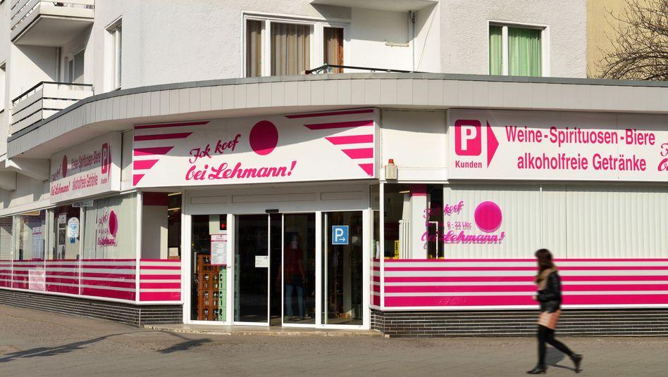 Filiale von Getränke Lehmann in Berlin-Wilmersdorf