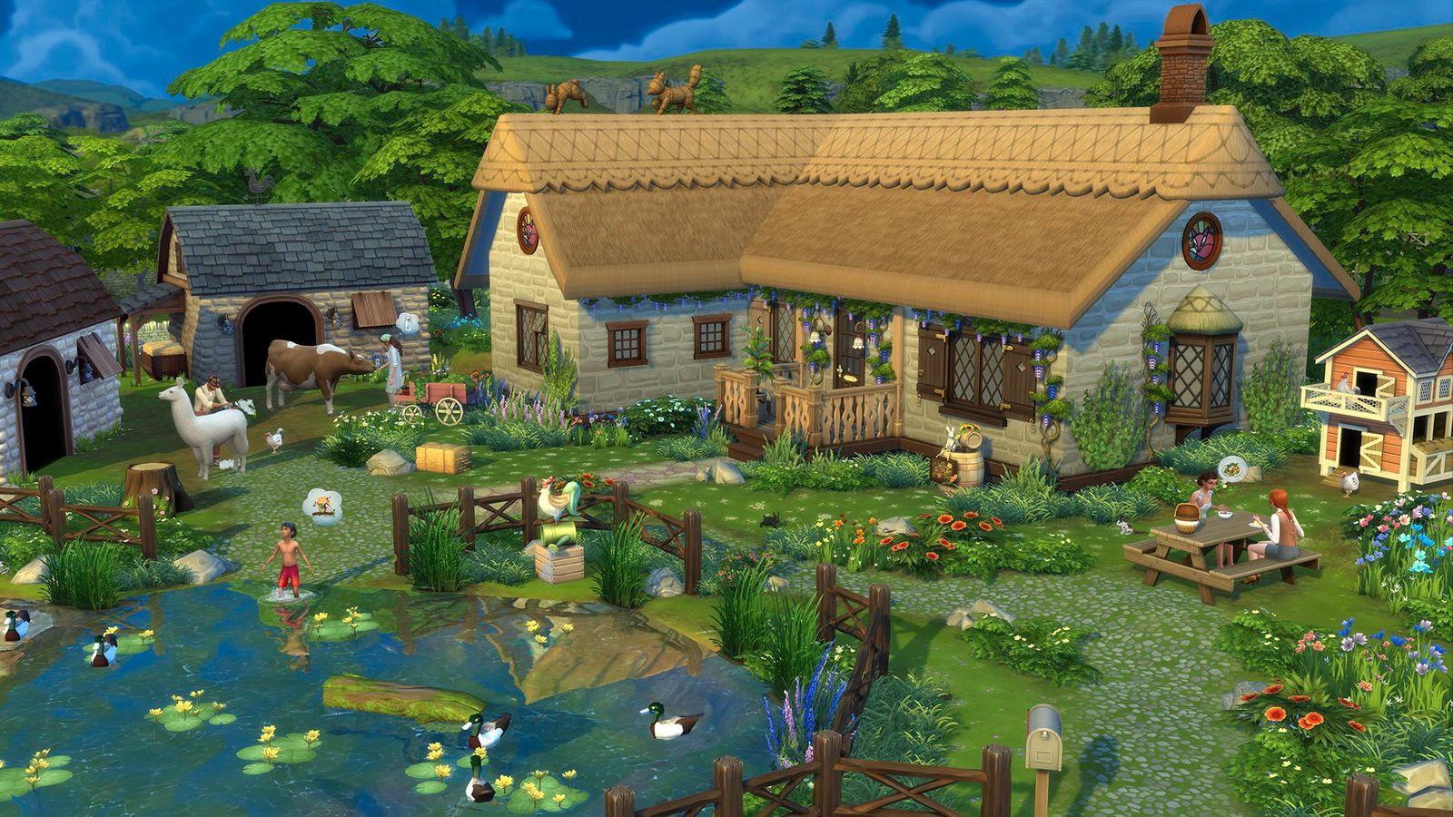 Die Sims 4_Landhaus-Leben_1