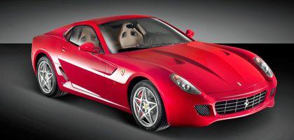 Ferrari 599 GTB: CO2-Emission 415 Gramm je Kilometer.