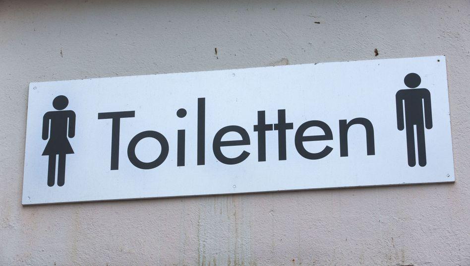 Öffentliche Toilette: Ekel ist normal