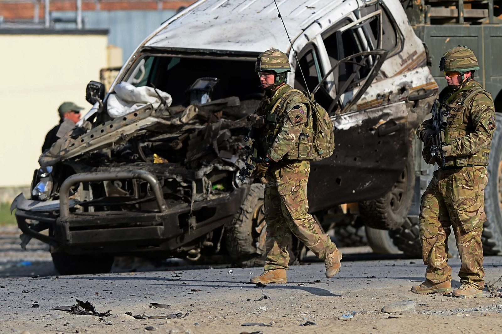 AFGHANISTAN-UNREST-SUICIDE-ATTACK