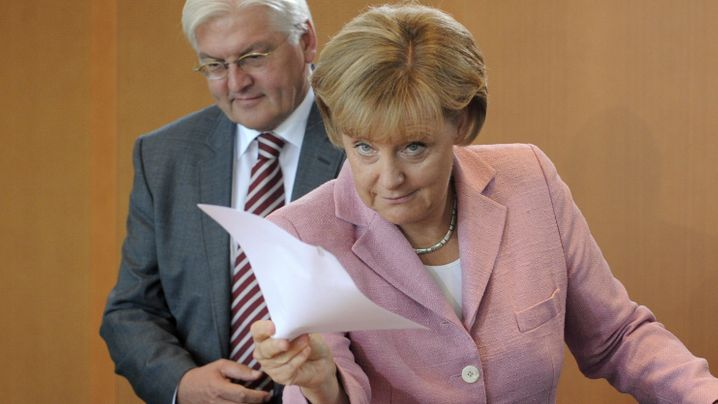 Photo Gallery: Germany Prepares for the Polls