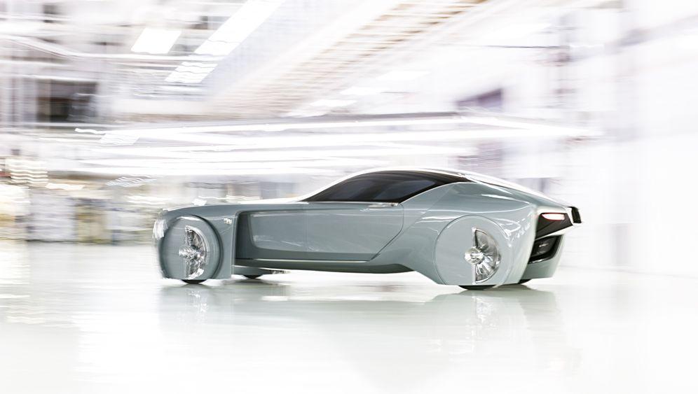 Rolls-Royce VisionNext100: Autos mit Anzug
