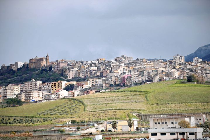 Sonne und Nähe zum Meer: Sambuca di Sicilia
