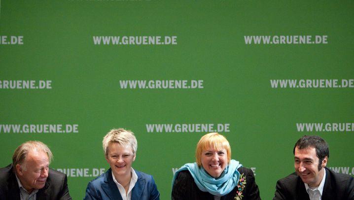 Grünes Hoch: Die wahre 18-Prozent-Partei