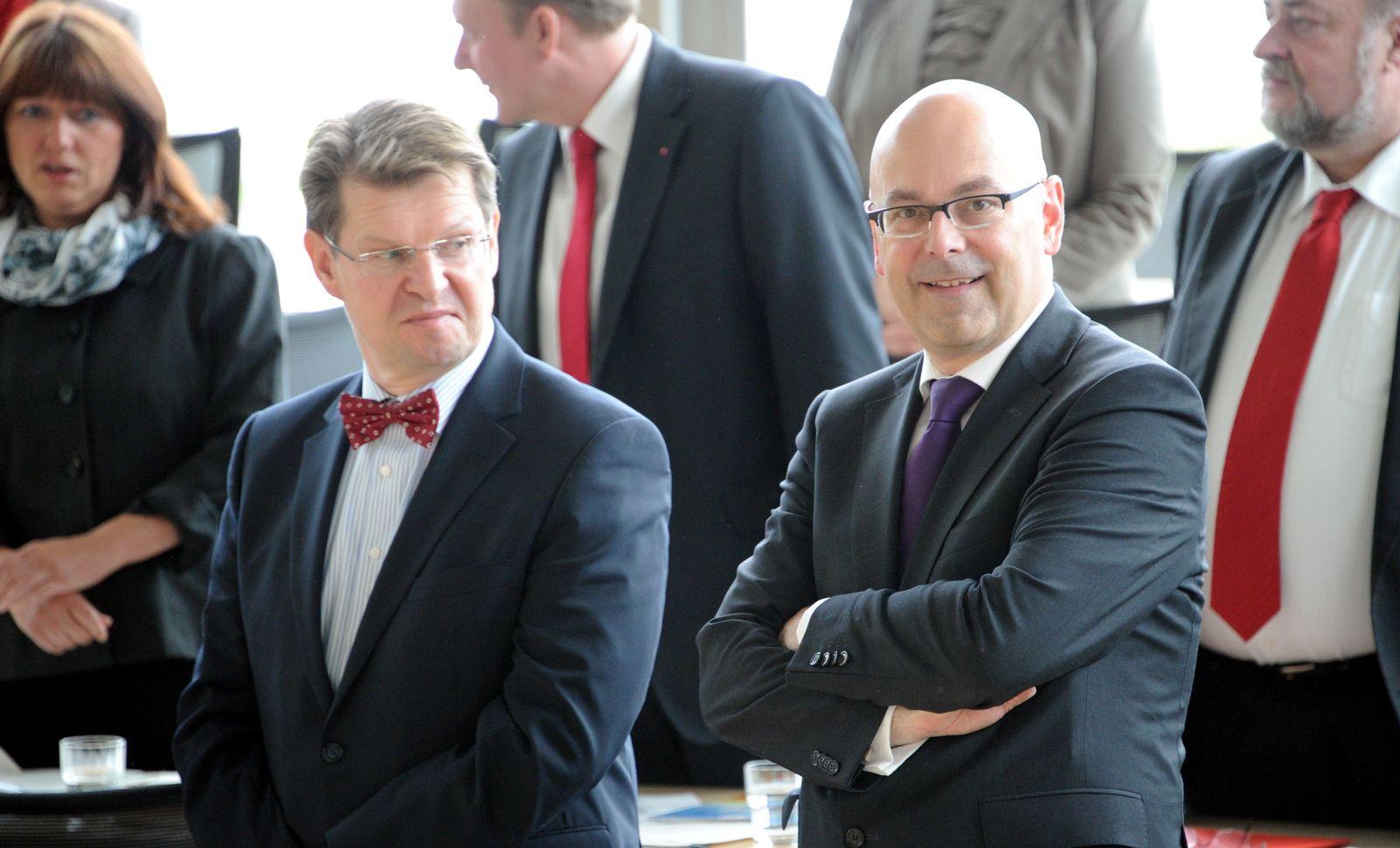Ralf Stegner / Torsten Albig