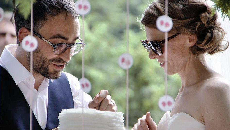 Brautpaar Strehle, Wittek: Mit gutem Gewissen feiern