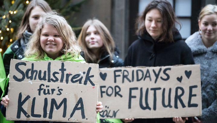 Schulstreik: Demonstrieren für die Zukunft