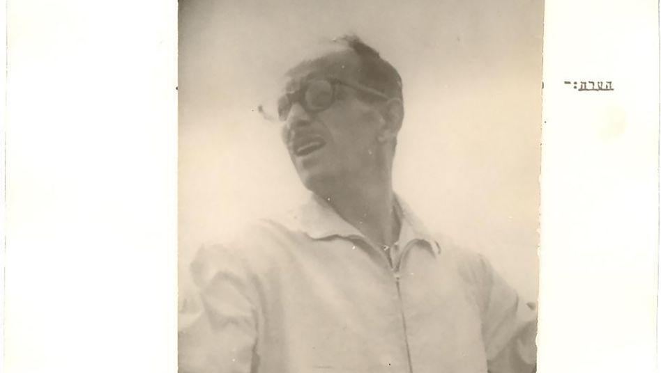 NS-Verbrecher Eichmann: aufgenommen mit versteckter Kamera