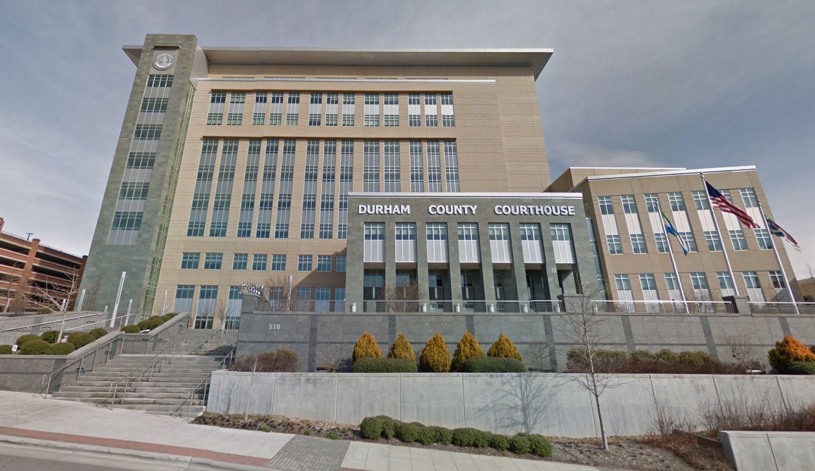 Norht Carolina/ Durham/ Courthouse