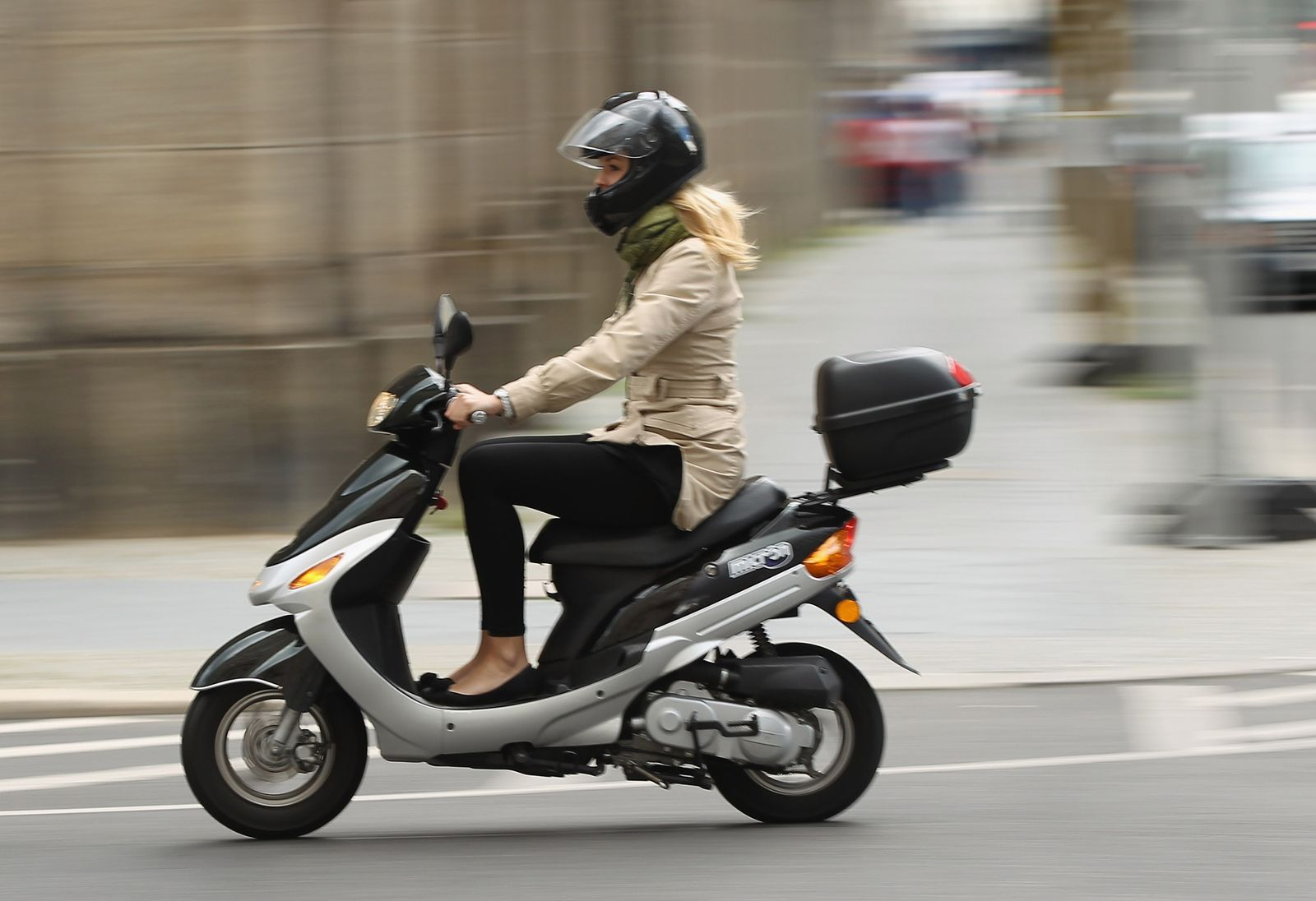 Moped / Symbol