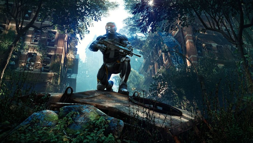 "Angespielt: ""Crysis 3"""