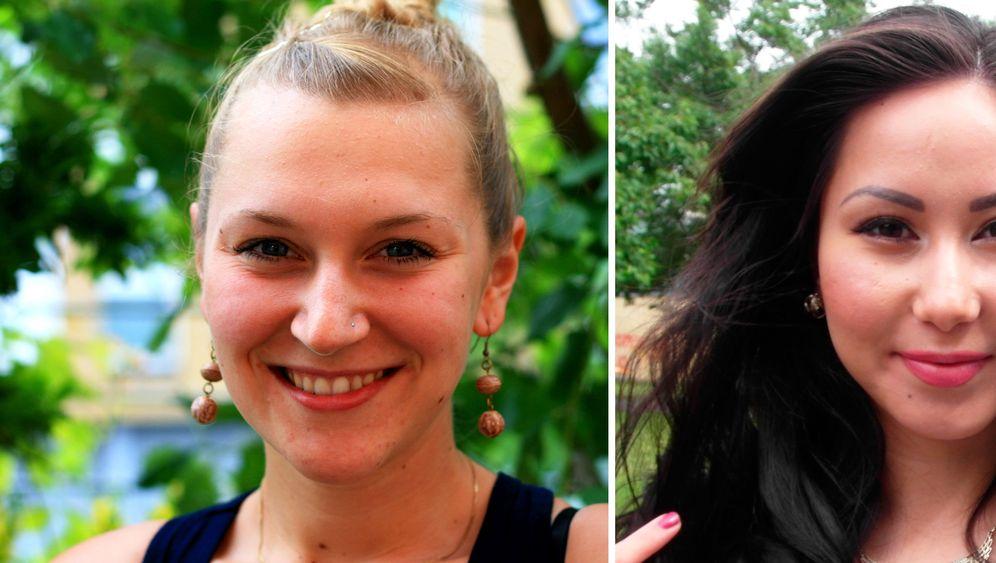 Zwei Studentinnen, zwei Leben: Ein Tag mit Lea und Jasmin