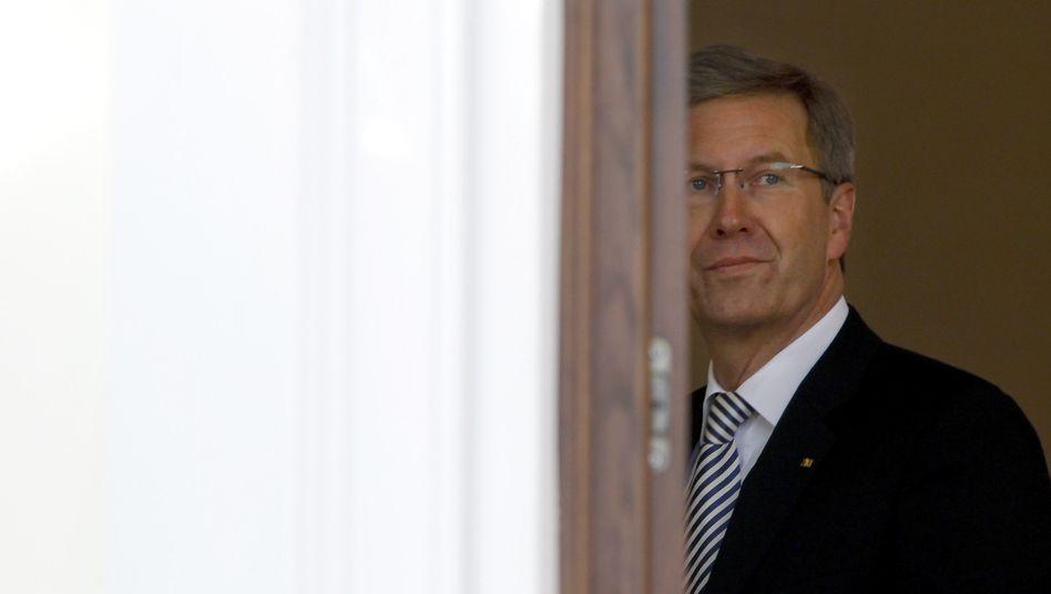 """Bundespräsident Wulff: """"Bisher keine Vorwürfe gegen mich"""""""