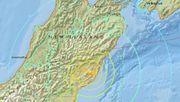 Schweres Erdbeben in Neuseeland