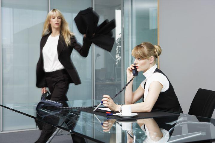Gekündigt: Oft müssen Arbeitsrichter entscheiden