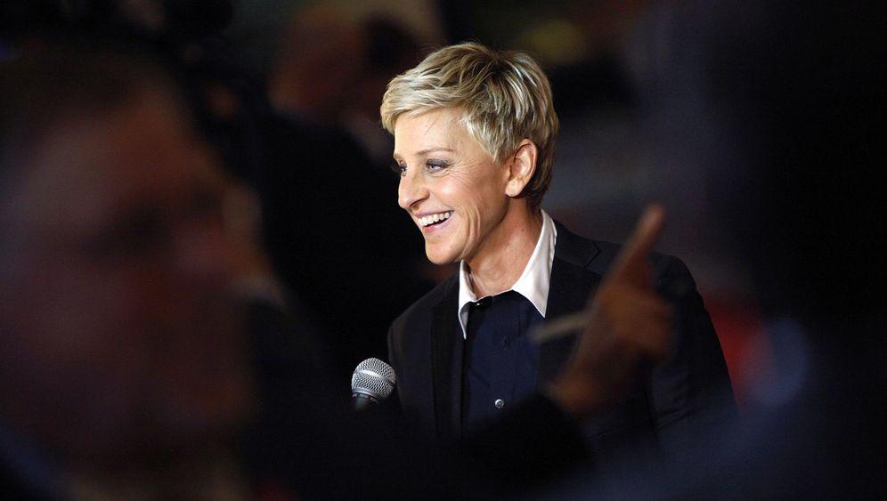 DeGeneres als Oscar-Moderatorin: Eine sichere Nummer