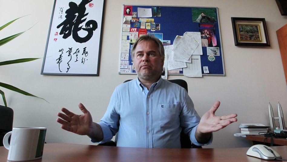 Jewgenij Kasperski: Warnt vor neuen Bedrohungen durch die weltweite Vernetzung