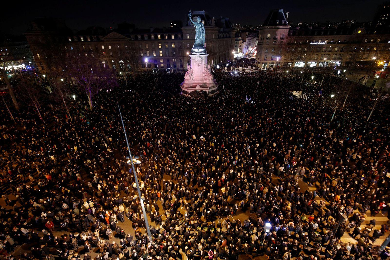 Paris Proteste