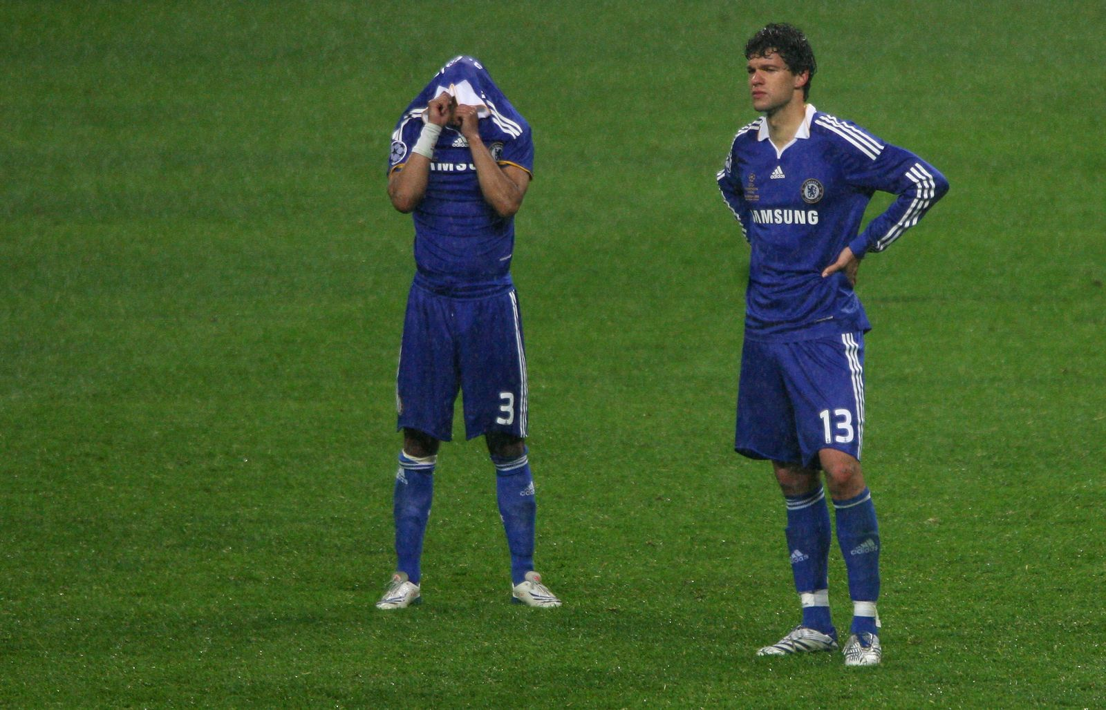 FILE - Michael Ballack Announces His Retirement From Football