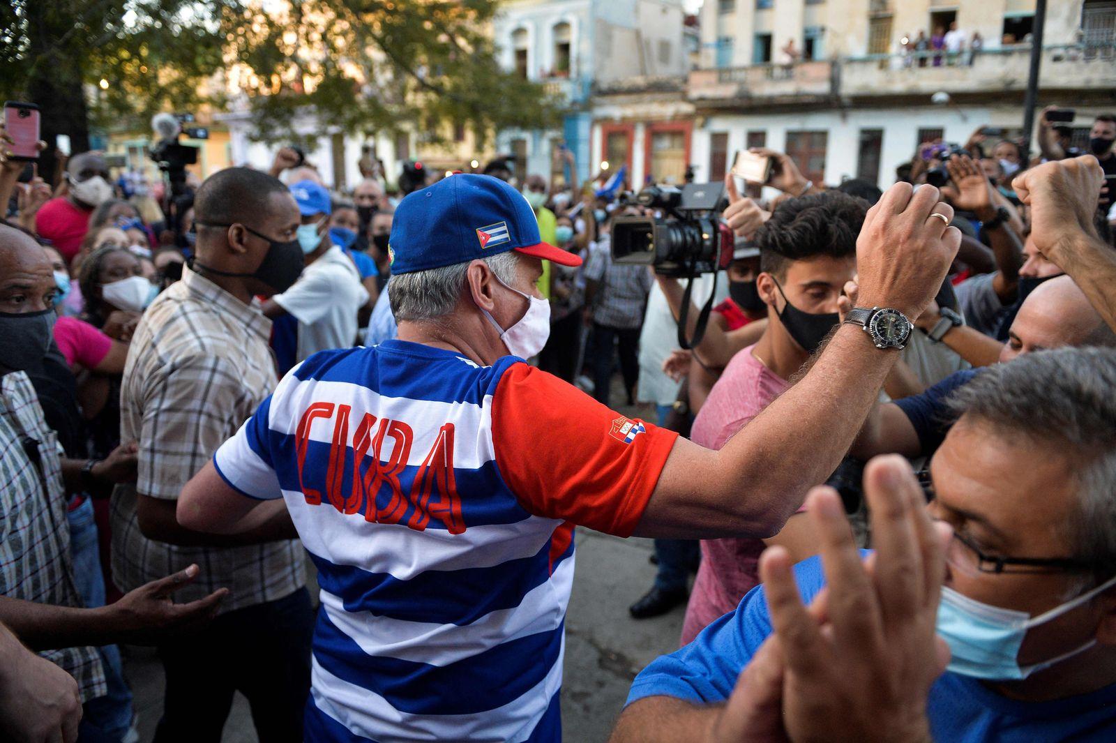 FILES-CUBA-POLITICS-DIAZ CANEL