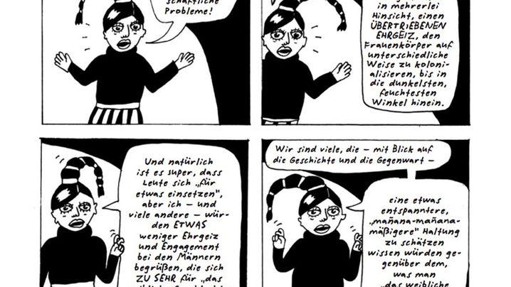 """Comic """"Der Ursprung der Welt"""": Das verbannte Geschlecht"""