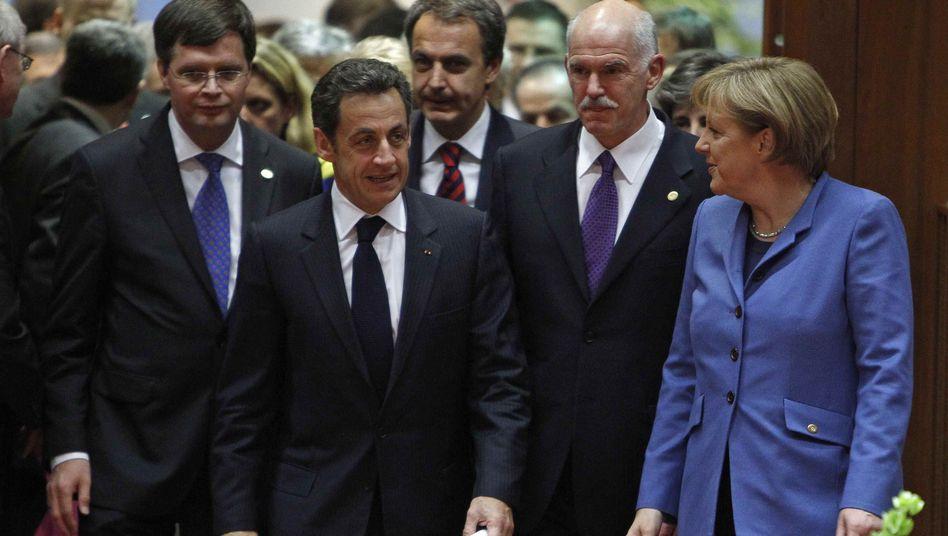 EU-Führungspersonal: Die Damen und Herren interessiert vor allem der Machterhalt
