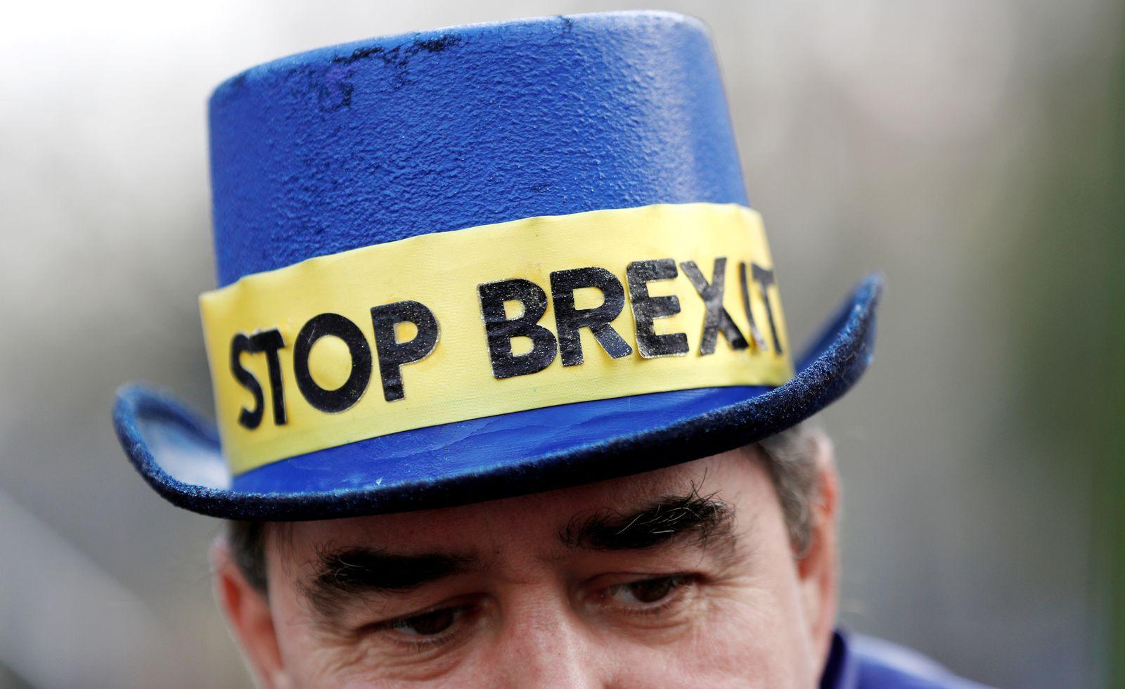 Anti Brexit/ EU/ UK
