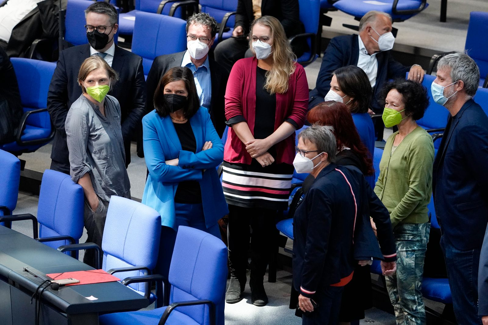 239. Bundestagssitzung und Debatte