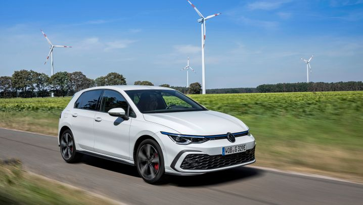 VW Golf GTE: Die elektrische Hälfte