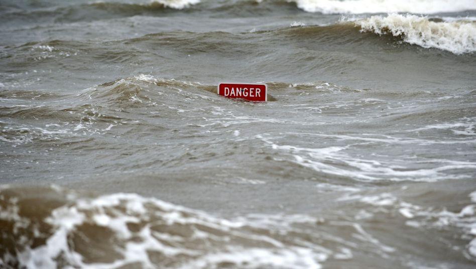 Hochwasser in den USA: Schuld ist der Klimawandel, also wir
