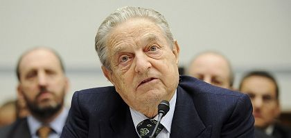 "George Soros has made a fortune with hedge funds. ""I find the present situation dramatic and overwhelming."""