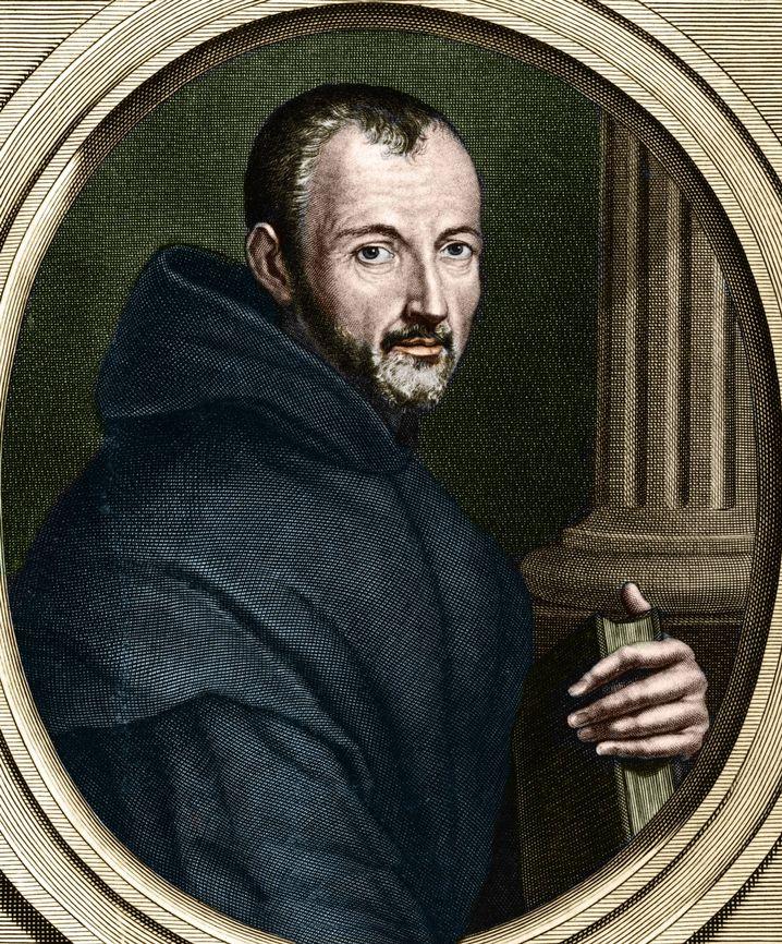 Mönch Marin Mersenne