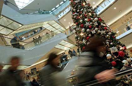 Weihnachtsgeschäft: Kaufzurückhaltung zumindest vorübergehend abgelegt
