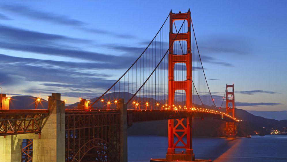 Golden Gate Bridge: Brückenparty zum 75.