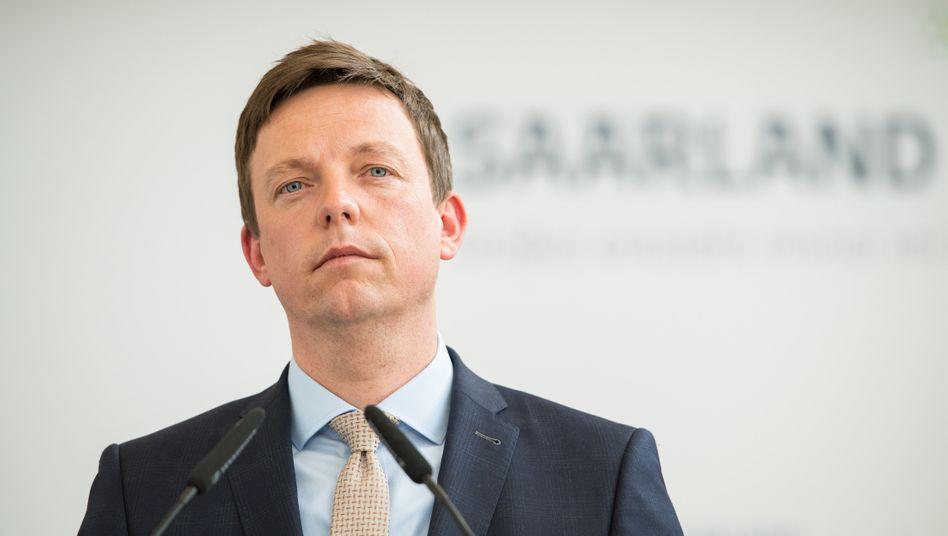 Saarlands Ministerpräsident Tobias Hans (CDU): »Es muss uns mehr einfallen, als nur zu schließen und zu beschränken«