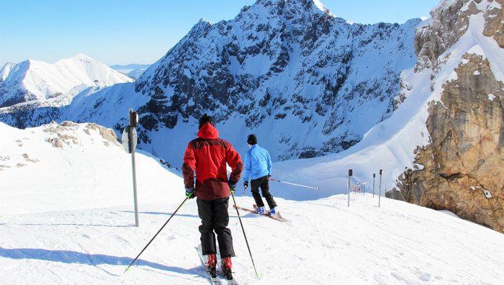 Skiurlaub in Oberbayern: Dahoam is' am schönsten