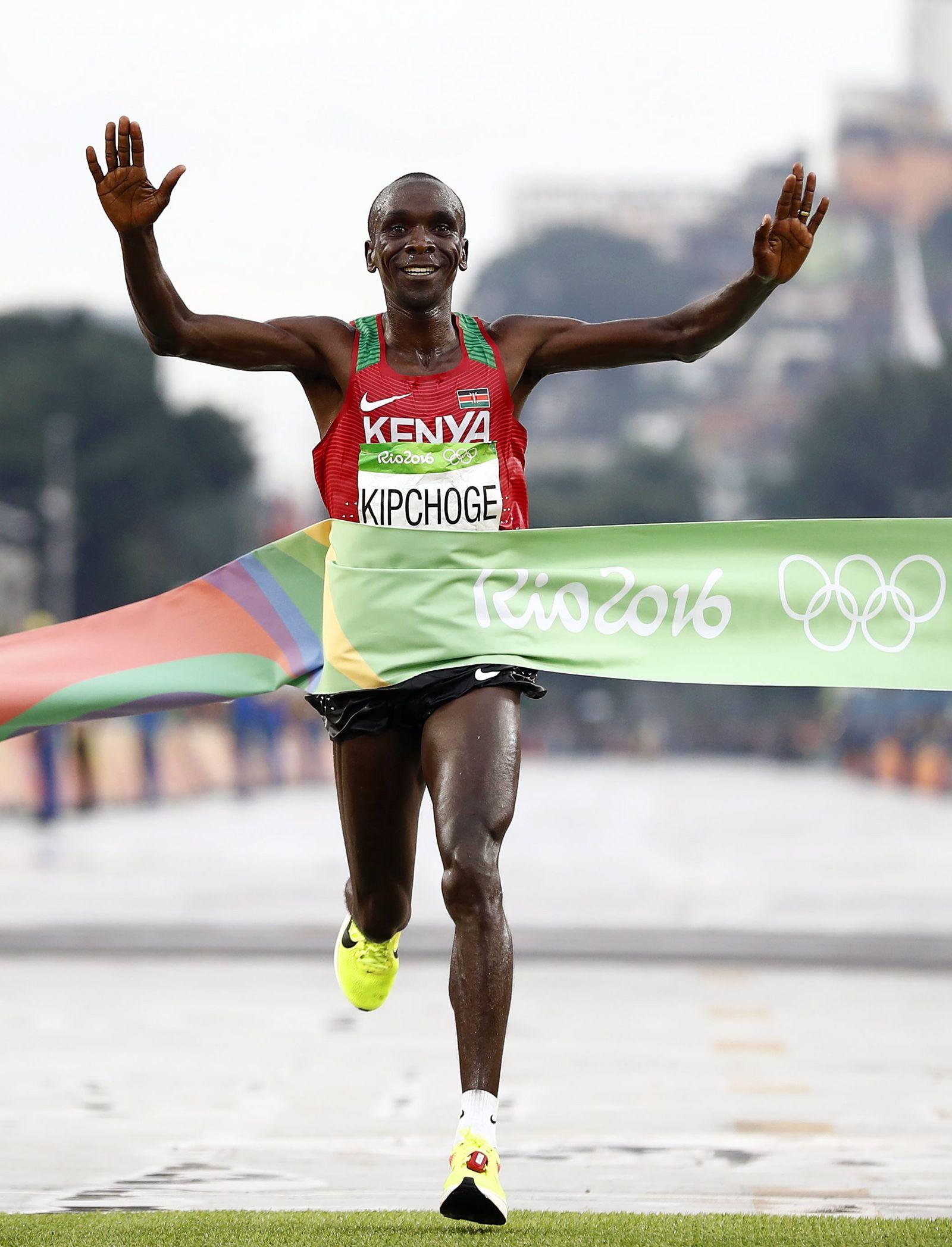 Marathon Kipchoge Nike