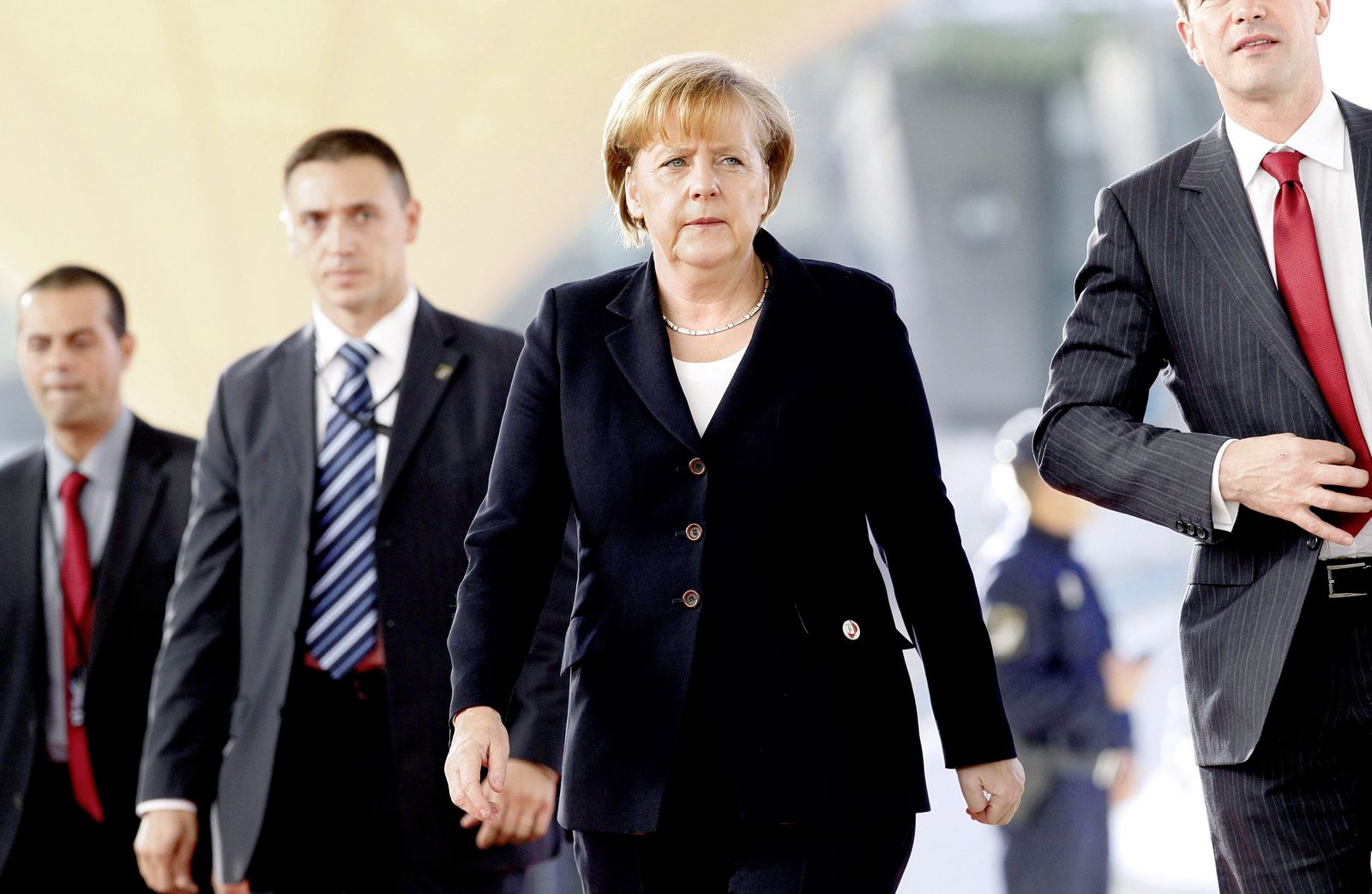 Merkel / Lissabon