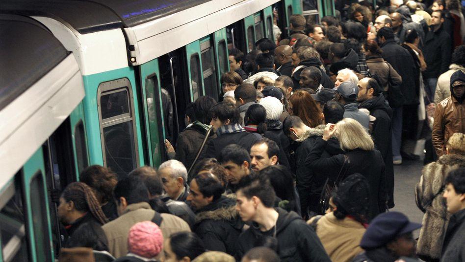 """Metro in Paris: Als erstes Einsatzgebiet für """"elektronische Spürnase"""" im Gespräch"""