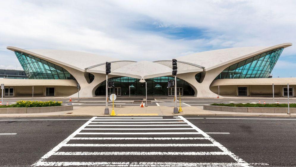 TWA-Terminal in New York: Von der Filmikone zum Luxushotel