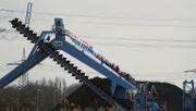 Aktivisten besetzen Kohlekraftwerk Datteln 4