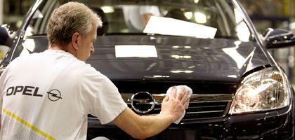 Opel-Produktion: Ohne Staatshilfe droht der Konkurs