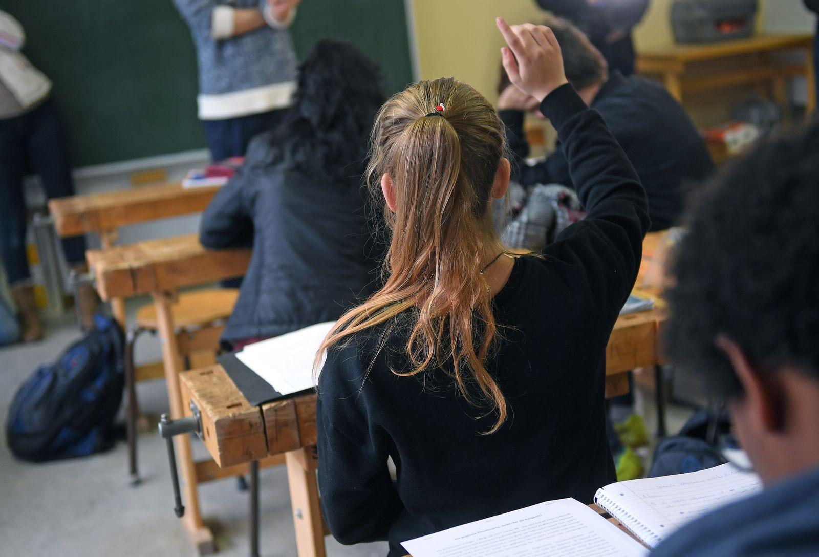 Schule Sachsen