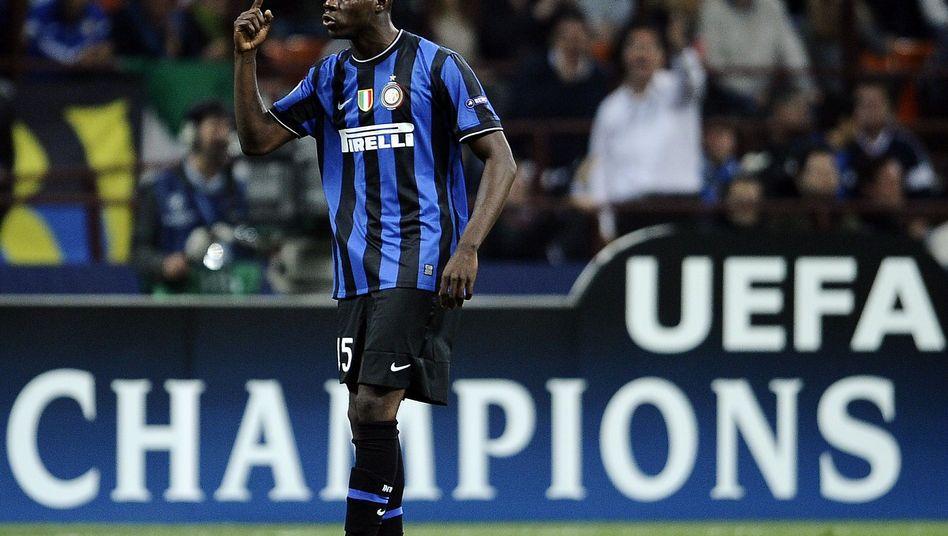Inter-Star Balotelli: Regelmäßigen Anfeindungen ausgesetzt